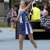 2016 - R3 Netball Officer v Pakenham 15 Red