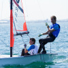 YNSW_Youth_Championships_2015_29er winning crew of Hansen and Colley_credit Robin Evans
