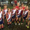 U9 WHITE IN THE MUD 20/6/16