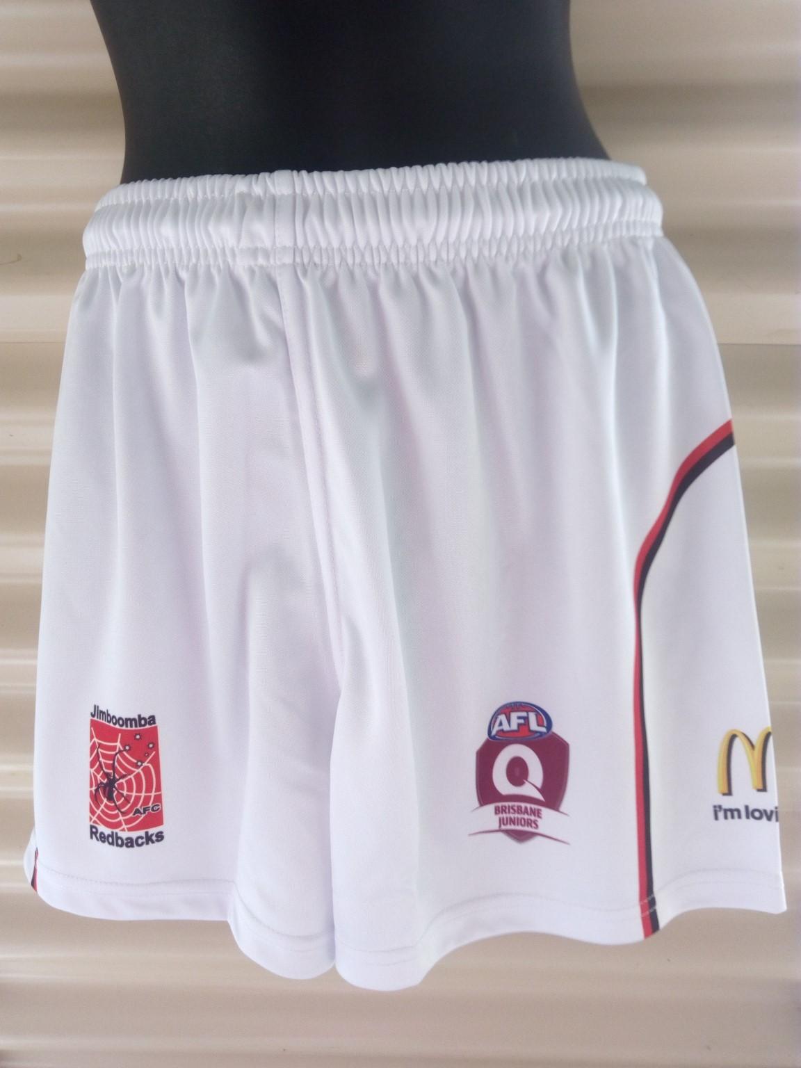 White Shorts $30 (Limited Sizes)