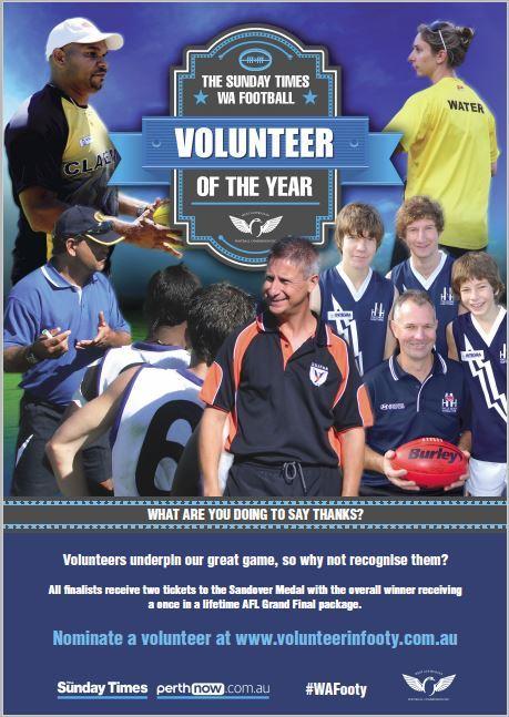 Volunteer of the Year 2016