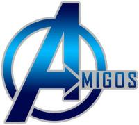 The Easiest Amigos Logo {Tiburon Es Rojos}