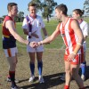 2016 Round 14 - North Footscray v Yarraville Seddon Eagles SENIORS