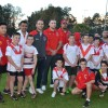 DRAGONS BACK TO JUNIOR CLUB VISIT 2016