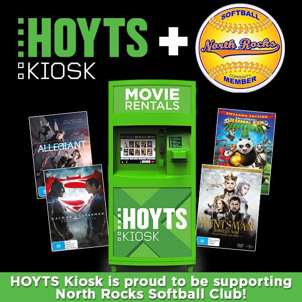 HOYTS Kiosk