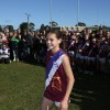 2016 Junior Finals Week 4 - Flemington Juniors v Tarneit