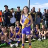 2016 Junior Finals Week 4 - Williamstown Juniors v Yarraville Seddon Eagles