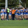 2016 Senior Finals Week 1 - Werribee Districts v Sanctuary Lakes