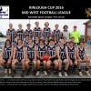 Mid West 2016 Kinlough Cup Team