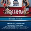 2016 - Finals Week 1 QF