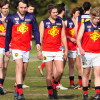 2016 Week 1 (Under 18) Rupertswood v Diggers 27.08.16