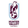 Hunter Valley Football Sky - SYL Logo