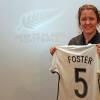 Michaela Foster - NZ U17 Captain 2016