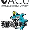 ACU Cronulla Sharks (M) Logo