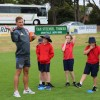 Western Bulldogs Visit - February 2017