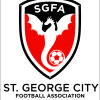 St George City FA Logo