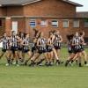 2017 Rd 2 - Sandringham v Oakleigh TAC Cup Girls