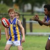 2017 - Round 1 Altona Juniors v Flemington Juniors U13