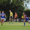 2017 - Round 1 - Flemington Juniors v Point Cook U12 Girls