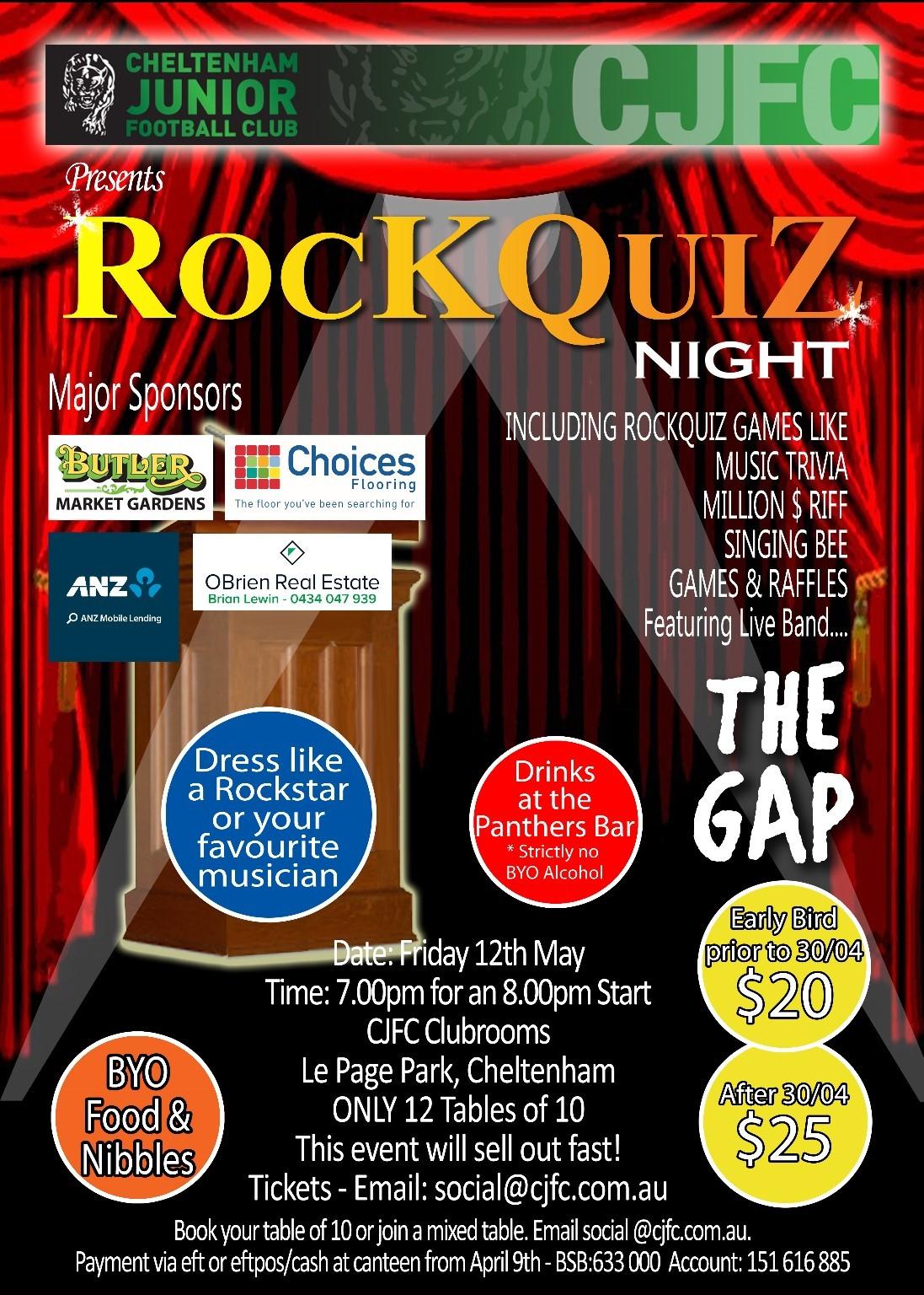 Rockwiz 2017