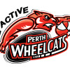 Be Active Perth Wheelcats Logo