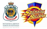 Queensland Spinning Bullets