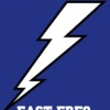 East Fremantle JFC Year 3 Blue Logo