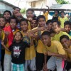 Elementary Boys Basketball Runner Up. Team Delap Elem. School. Photo: Rickiano Antibas.