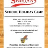 2017 June Holiday Camp