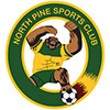 North Pine U6 Manchester United Logo