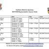 Rep Trials Dates