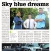 Sky Blue Dreams