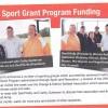 Local Sport Grant