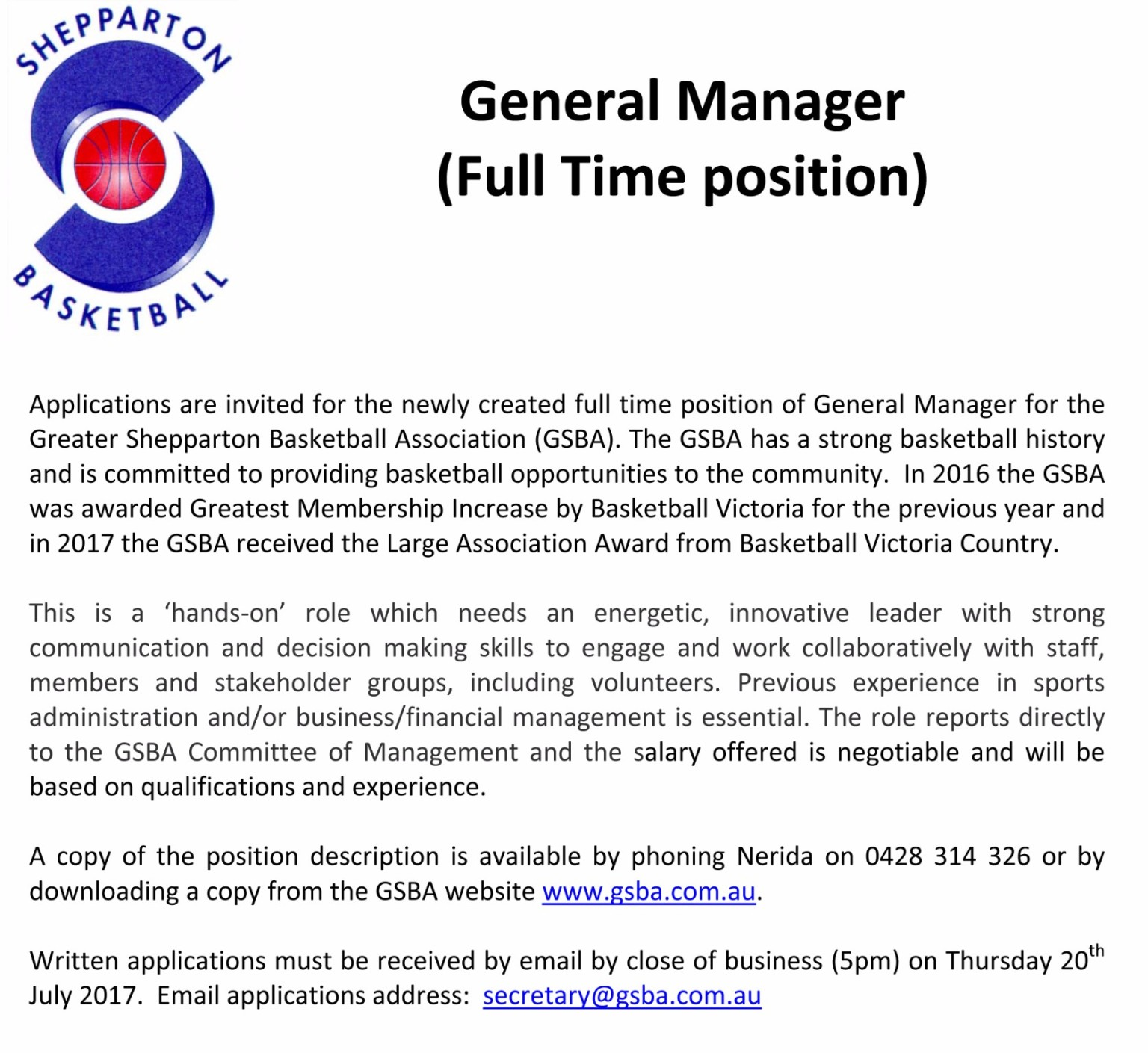 GSBA Positions   General Manager PD.pdf