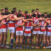 2017 Round 12 - Vs East Ringwood (Seniors)