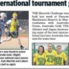 International tournament gives players a taste of elite competition