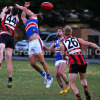 2017 Round 14 - Vs Blackburn (Seniors)