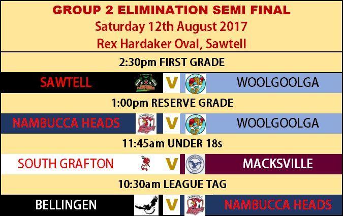 Elimination Semi Finals 2017
