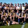 2017 Old Blokes (Legends) v U17's Game