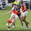 2017 Week 2 2nd  Semi-Final (Seniors) Macedon v Diggers 2.9.17