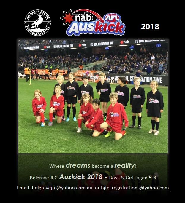 Belgrave Junior Football Club - Belgrave Junior Football