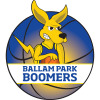 Ballam Park Boomers (Green Machine) Logo