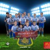 Under 12 Girls - Noosa Blue