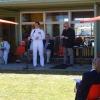 Lt Cdr Tristan Heritier, HMAS Cerberus