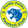 Pacific Palms Blue - GL8 Logo