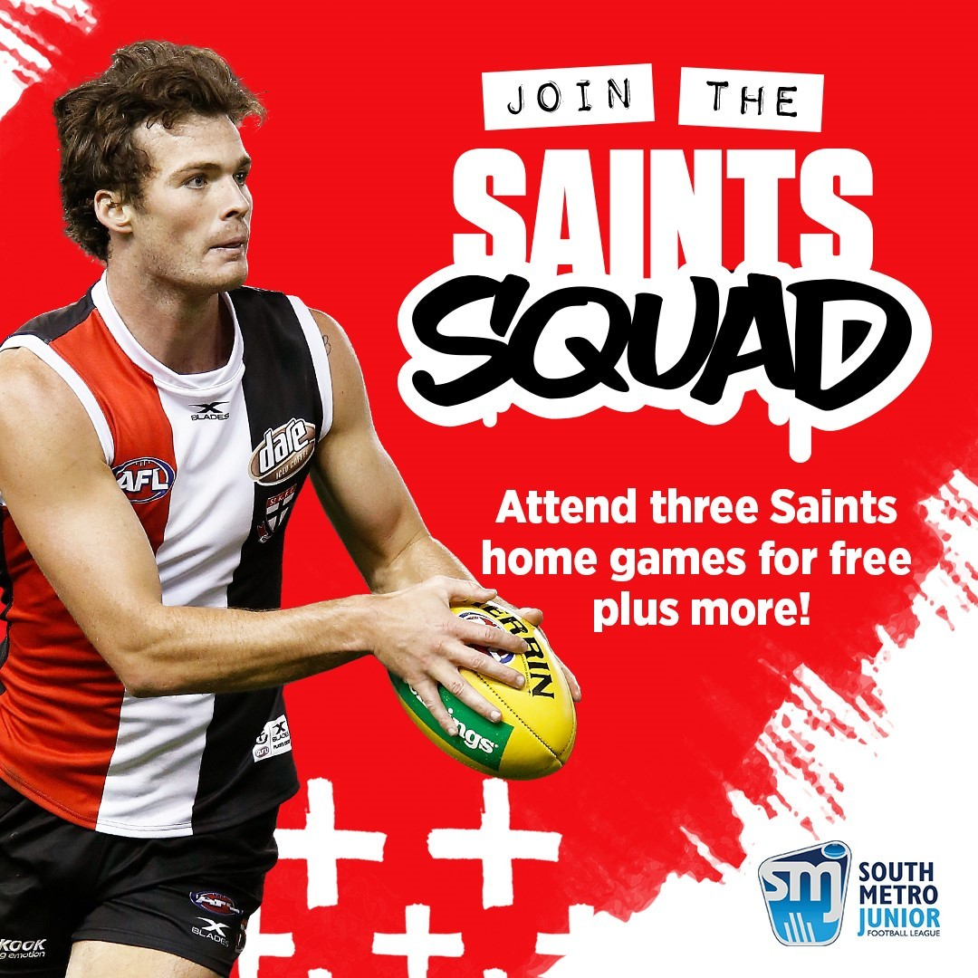 Saints Squad