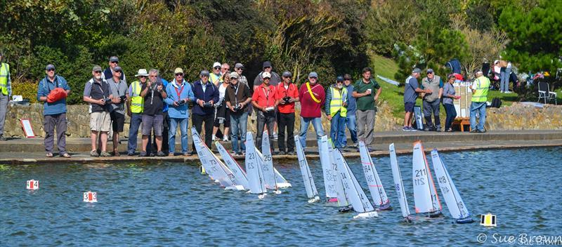 Radio Controlled Yachts - RAN Sailing Association