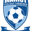Marist Canberra FC White Logo