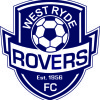 West Ryde Rovers Black Logo