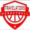 Travelators White logo